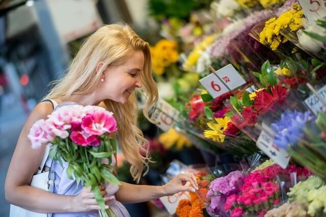 cách giữ hoa tươi lâu hình ảnh 1