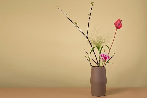 nghệ thuật cắm hoa Ikebana Nhật Bản